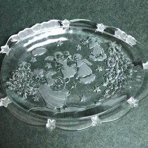 Other - Glass trinket dish/holder